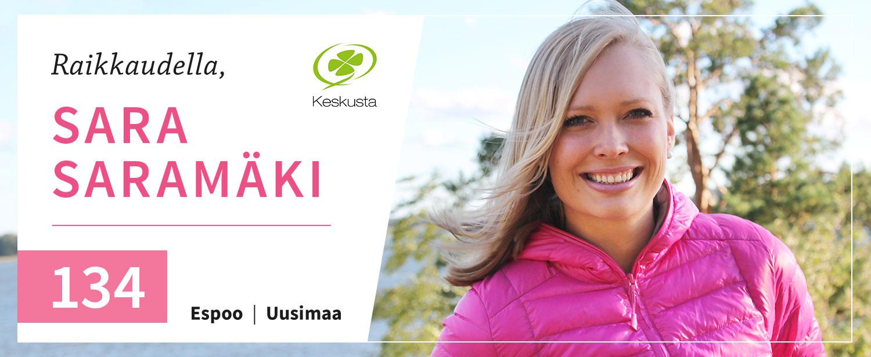 Sara Saramäki
